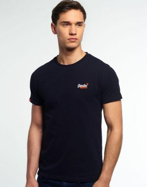 mens superdry navy t-shirt