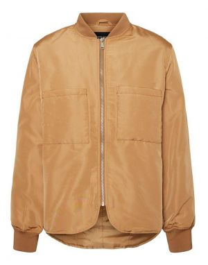 Vero Moda Pauline Short Jacket in Brown