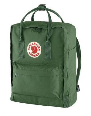 Fjallraven Classic Kanken Backpack in Spruce Green