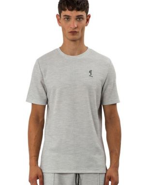 Religion Marbs T-shirt in Light Grey