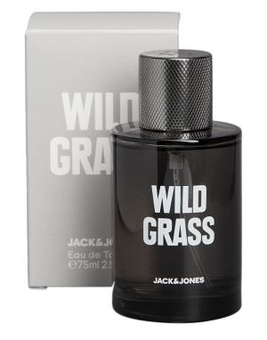 Jack and Jones Wild Grass Fragrance 75ml