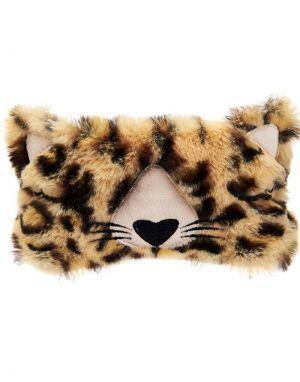Cute Leopard Eye Mask