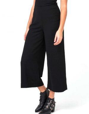 Religion Tempo 3/4 Trousers in Black