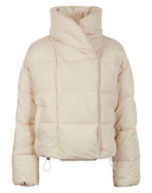 Pieces Sazel Short Puffer Jacket