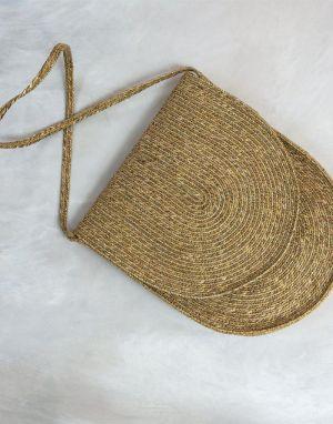 Jala Jute Seagrass Shoulder Bag