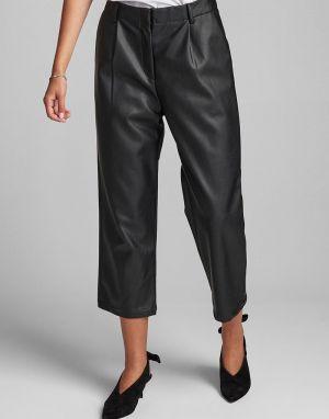 Numph Belen PU Trousers