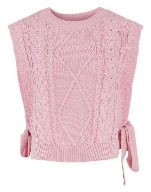 Y.A.S Camille Sleeveless Knitted Tank Top