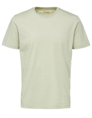 Selected Homme Norman T-shirt in Aloe