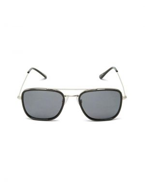 Selected Homme Leo Sunglasses in Black 2