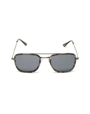 Selected Homme Leo Sunglasses in Black 1