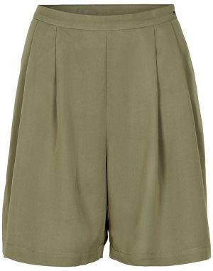 Numph Kiran Shorts in Olive