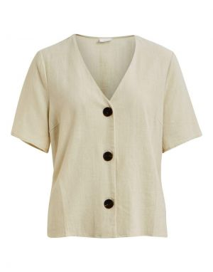 Vila Monellie Top in Birch