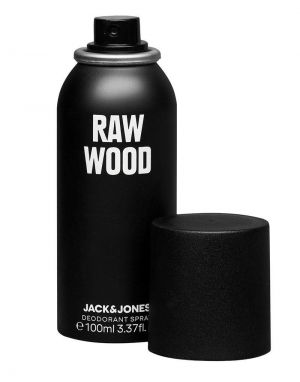 Jack and Jones Raw Wood Deodorant Spray