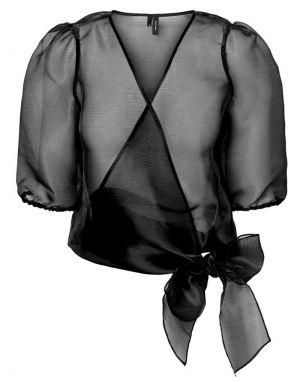 Vero Moda Ava Blouse in Black