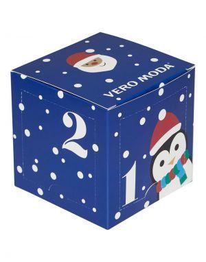 Vero Moda Merry Socks Box - 4 Pack Cube