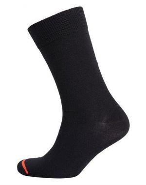 Superdry City Sock 5 Pack in Black Marl