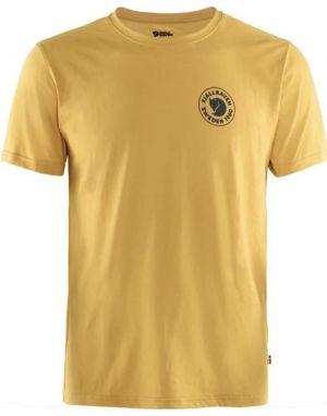 Fjallraven 1960 Logo T-Shirt in Ochre