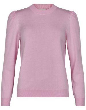 Numph Baojin Pullover in Pink