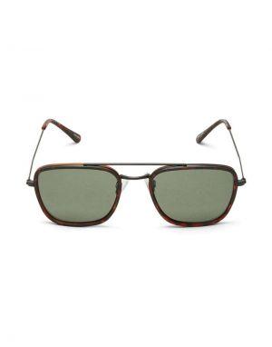 Selected Homme Leo Sunglasses in Demitasse