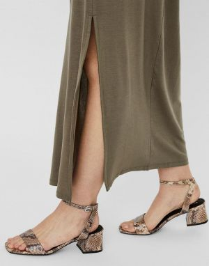 Vero Moda Liza Sandals in Brownie