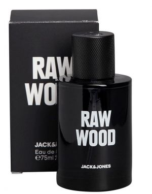 Jack and Jones Raw Wood Fragrance 75ml