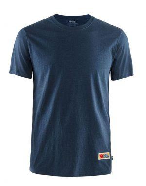 Fjallraven Vardag T-Shirt in Navy