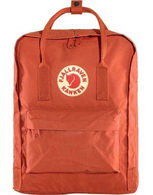 red fjallraven kanken classic backpack