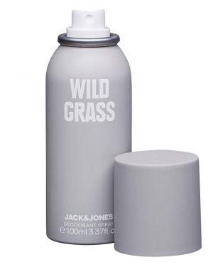 Jack and Jones Wild Grass Deodorant Spray 100ml