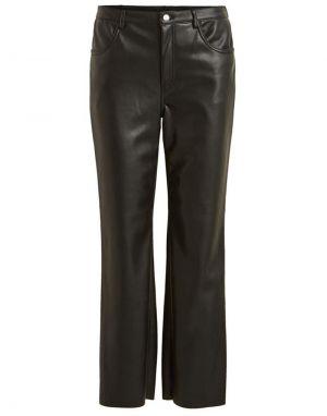 Vila Pulla Faux Leather Pants