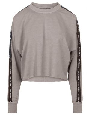 Religion Alive Sweater in Mink