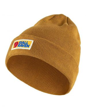 Fjallraven Vardag Beanie Hat in Acorn