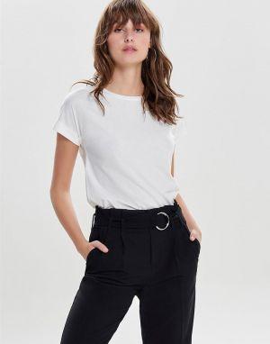 JDY Louisa Life T-shirt in White