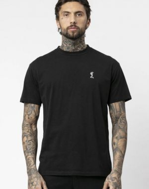 Religion Box T-shirt in Black