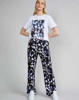 Native Youth Animal Print Trousers