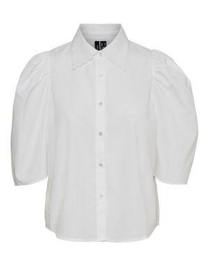 Vero Moda Julia Shirt in White