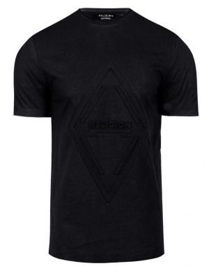 Religion Injection T-shirt in Black