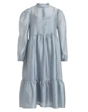 Vila Richter Dress in Citadel