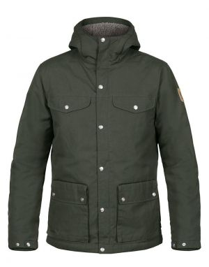 fjallraven winter coat