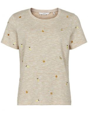 Numph Braelyn Striped T-shirt