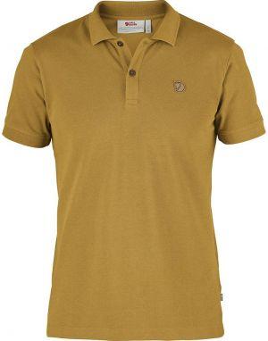 Fjallraven Ovik Polo Shirt in Ochre