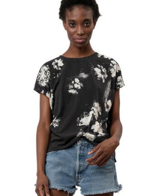 Religion Flow T-shirt in Orchard Print