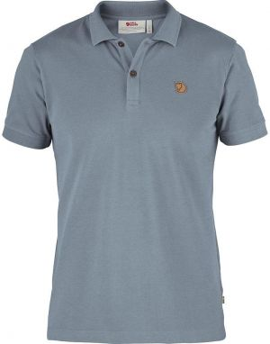 Fjallraven Ovik Polo Shirt in Clay Blue