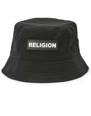 Religion Velma Bucket Hat in Black
