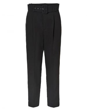 Vero Moda Julie Carrot Pleat Ankle Trousers