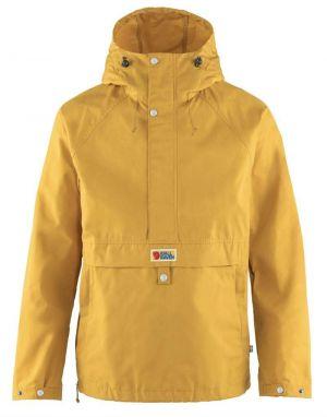 Fjallraven Vardag Anorak in Mustard Yellow