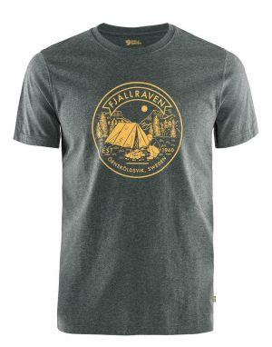 Fjallraven Lagerplats T-Shirt in Stone Grey