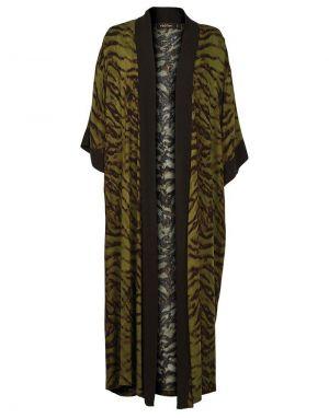 Eb and Ive Mahala Kimono in Khaki
