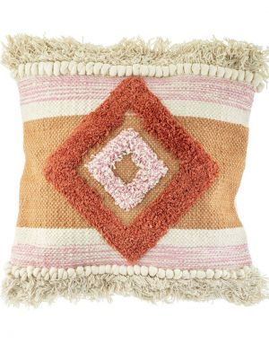 Nevada Diamond Tribal Cushion