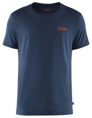 Fjallraven Tornetrask T-Shirt in Navy
