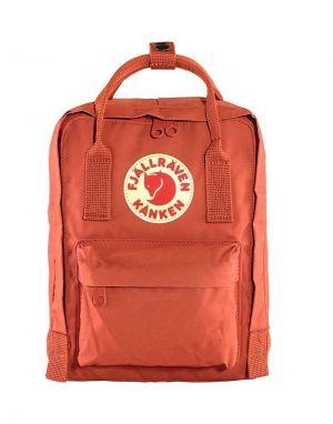 Fjallraven Mini Kanken Backpack in Rowan Red